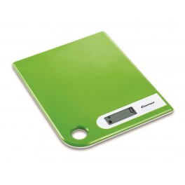Constant 11 Lbs / 5 KG Digital Kitchen Scale Colorfull Hang to Stow Super Slim & Light Measure Volume in ML/FLoz